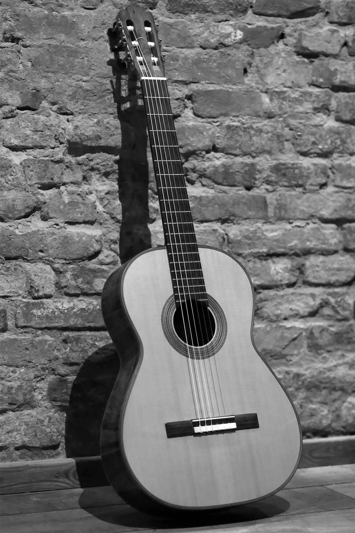 Christian Wolff Gitarre